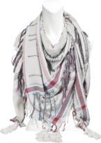 Zadig & Voltaire Babel scarve