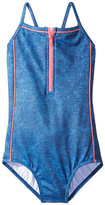 Seafolly Street Tank One-Piece (Little Kids/Big Kids)