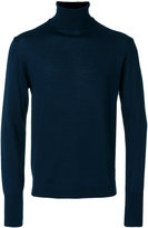 Officine Generale turtle neck sweater - men - Merino - S