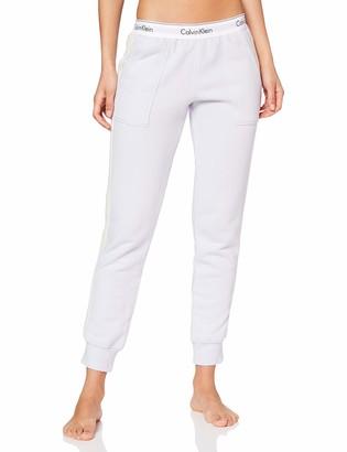 Calvin Klein Women's Jogger (regular) Thermal Trousers