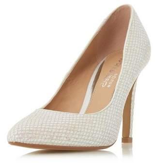 Dorothy Perkins Womens *Head Over Heels By Dune White 'Alexxa' High Heel Shoes, White