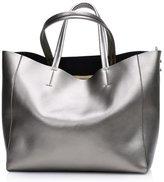 Vinjeely Fashion Genuine Leather Handbag Vintage Large Capacity Totes Shoulder Bags Shopping Bags Totes Shoulder Bags for Women