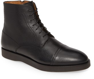 BOSS Oracle Cap Toe Boot