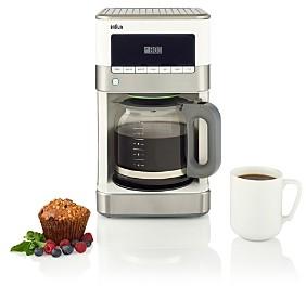 Braun BrewSense 12-Cup Drip Coffee Maker