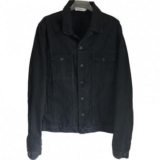 Mauro Grifoni Black Denim - Jeans Coat for Women