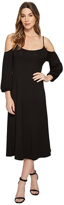Rachel Pally Simone Dress (Black) Women's Dress