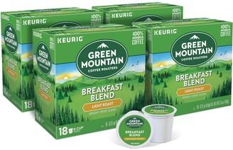 Keurig 96-ct Green Mountain Coffee Breakfast Blend K-Cup Pods