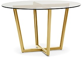 Mitchell Gold Bob Williams Modern Round 48 Dining Table