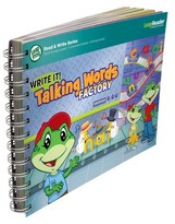 Leapfrog LeapReader® Writing Workbook: Write it! Talking Words Factory