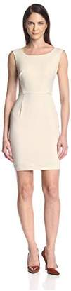 Society New York Women's Scoop Neck Sleeveless Dress