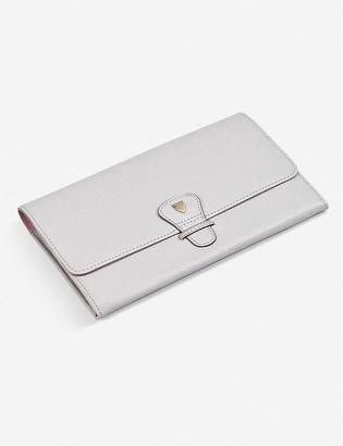 Aspinal of London Classic leather travel wallet