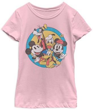 Disney Mickey Mouse and Friends T-Shirt for Girls