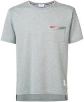 Thom Browne patch pocket T-shirt