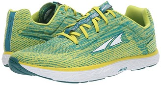 Altra Footwear Escalante 2 (Lime/Teal) Men's Running Shoes