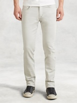 John Varvatos Bowery Washed Knit Jean