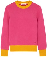 Tory Burch Pink cashmere jumper