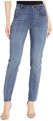 Liverpool Gia Glider Slim in Victory (Victory) Women's Jeans
