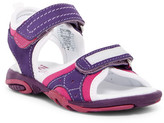 Umi Vione Open Toe Sandal (Toddler & Little Kid)