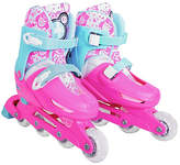 Zinc Inline Roller Skates 13-3 - Pink