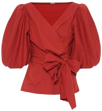 Johanna Ortiz El Amor De Mi Tierra cotton blouse