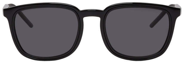 Dolce & Gabbana Black Square Sunglasses