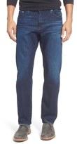 AG Jeans Graduate Slim Straight Leg Jeans (4 Years Utah)