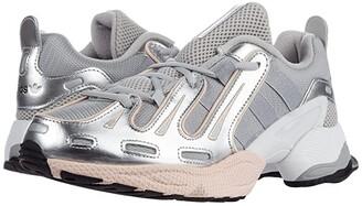 adidas EQT Gazelle (Grey/Matte Silver/Icey Pink) Women's Shoes