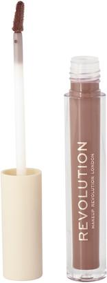 Makeup Revolution Nudes Collection Matte On Display