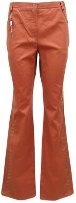 Philosophy di Alberta Ferretti Other Cotton Trousers