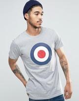 Lambretta Classic Target T-shirt