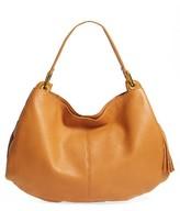 Hobo Axis Leather Bag - Brown
