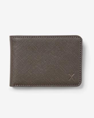 Express Textured Vegan Leather Wallet