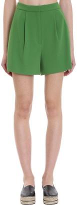 Kenzo Shorts In Green Tech/synthetic