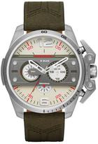 Diesel Men's Ironside Nylon Strap Watch