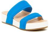 Dr. Scholl's Frazzle Two-Strap Slide Sandal