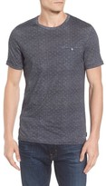 Ted Baker Men's Giovani Modern Slim Fit Print T-Shirt