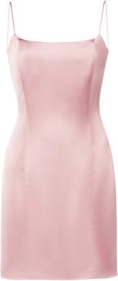 GAUGE81 Medellin Satin Mini Dress