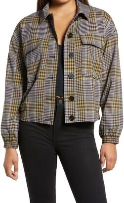 Vero Moda Bobbie Plaid Jacket