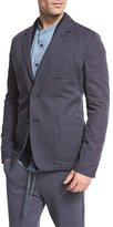 Vince Unstructured Sport Coat, Navy