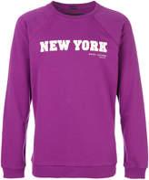 Marc Jacobs New York sweatshirt