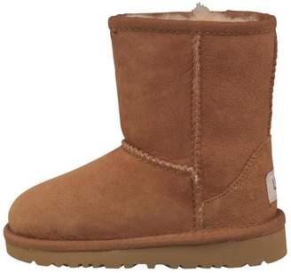 UGG Infant Girls Classic Boots Chestnut