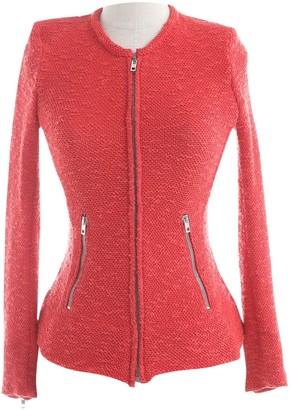 IRO Red Cotton Jackets
