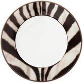 Ralph Lauren Home Kendall Dinner Plate - Brown/Black