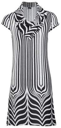 Dorothy Perkins Womens *Izabel London Monochrome Abstract Shift Dress