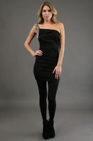 Carter's Carter Diamond Shoulder Glam LBD