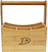 Anaheim Ducks Bamboo Utensil Caddy