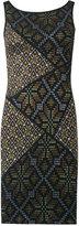 Cecilia Prado knit dress - women - Acrylic/Polyamide/Viscose - P