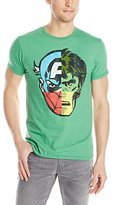 Marvel Men's Hero Faces T-Shirt