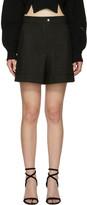 Isabel Marant Black Trey Shorts
