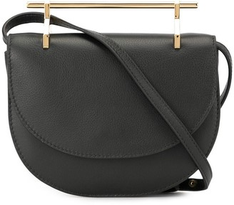 M2Malletier Half Moon Mini Bag